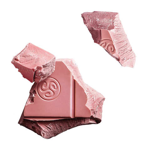 Callebaut - Ruby Chocolate n°RB1