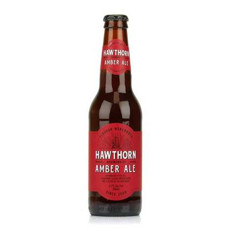 Hawthorn Brewing Co - Hawthorn Amber Ale - Beer from the Australia 4.7%