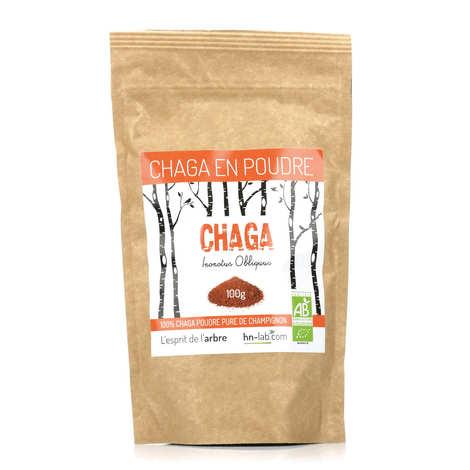 HN-Lab - Organic Chaga in Powder