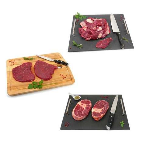 """Languedoc Lozère Viande - Package of meat """"Fleur d'Aubrac"""" IGP ( kg) - Braising and simmering pieces"""
