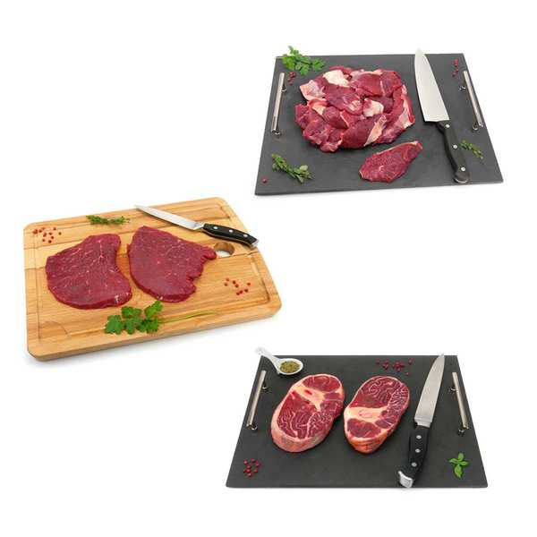 """Package of meat """"Fleur d'Aubrac"""" IGP ( kg) - Braising and simmering pieces"""