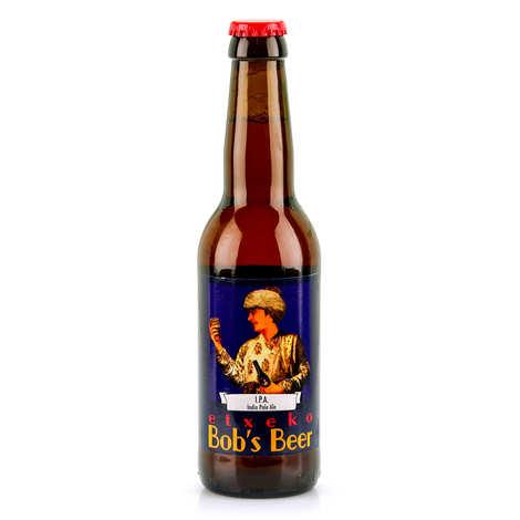 Etxeko Bob's Beer - Etxeko IPA - bière du Pays basque 6.1%