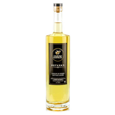 Egiazki - Patxaka - Aniseed Wild Apple Liqueur 15%