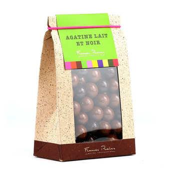 Chocolats François Pralus - Agatines - Perles de maïs enrobées de chocolat