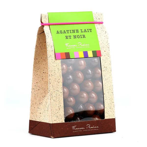 Agatines - Perles de maïs enrobées de chocolat