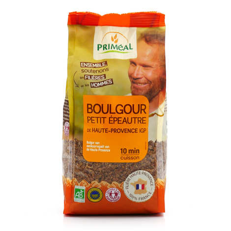 Priméal - Boulgour de petit épeautre de Haute Provence bio