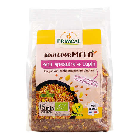 Priméal - Organic Einkorn and Lupin Bulgur from Haute Provence