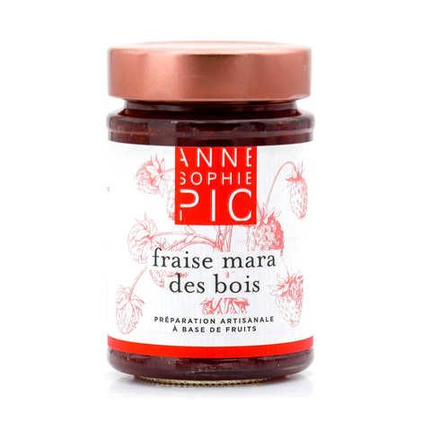 Anne-Sophie PIC - Confiture de fraise mara des bois