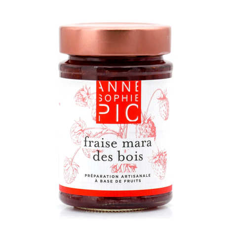 Anne-Sophie PIC - Strawberry 'Mara des bois' Jam