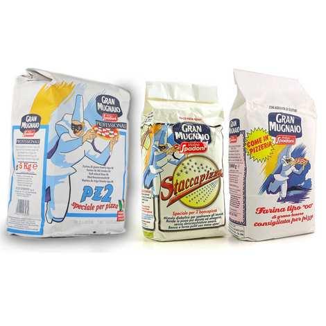 Molino Spadoni - Molino Spadoni Italian flour for pizza assortment