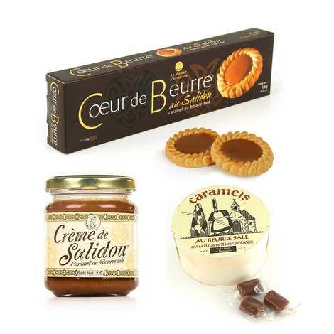 La Maison d'Armorine - Salted Butter Caramel assortment