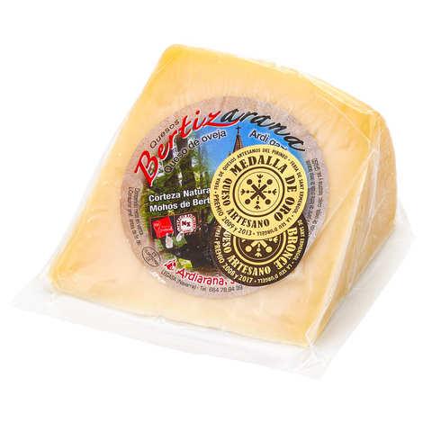 Ardiarana - Fromage fermier de brebis de Navarre au lait cru