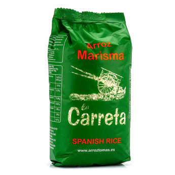 Antonio Tomas - Marisma Rice - Paëlla Rice
