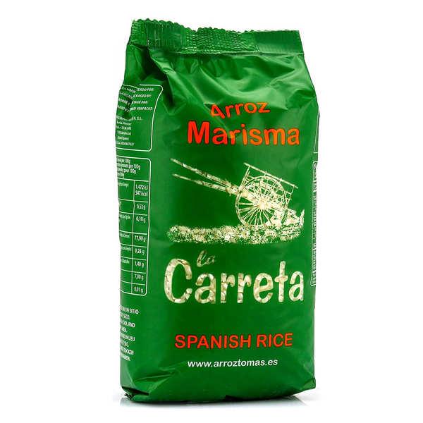 Riz marisma - spécial paëlla