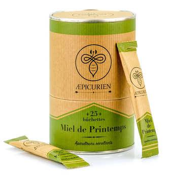 Aepicurien - Miel de printemps en bûchettes
