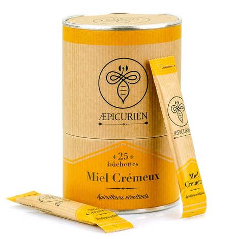 Aepicurien - Miel crémeux en bûchettes