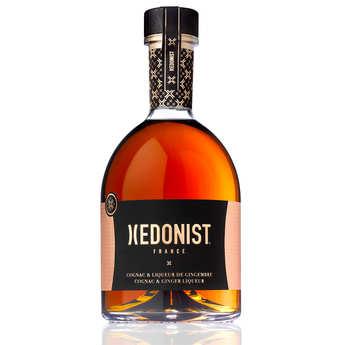Hedonist Liqueur - Hedonist - Cognac et liqueur de gingembre 29%