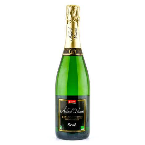 Domaine Achard Vincent - Organic Sparkling White Wine from Die