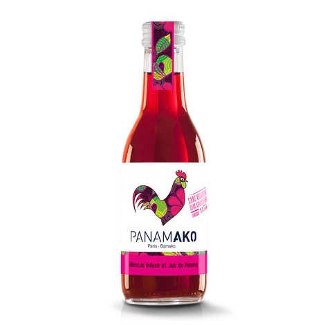 Panamako - Infused hibiscus and apple juice