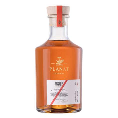 Planat Cognac - Organic Planat Cognac VSOP 40%