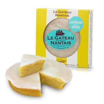 Le Fondant Baulois - Le Gâteau Nantais® - gâteau au rhum
