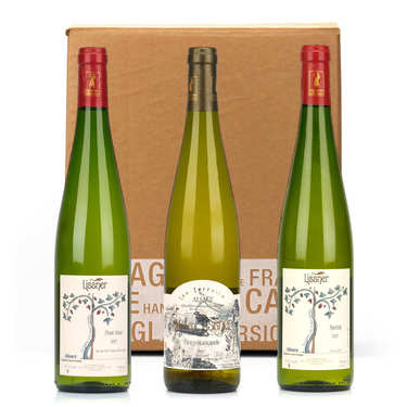 3 Lissner wines from Alsace Box