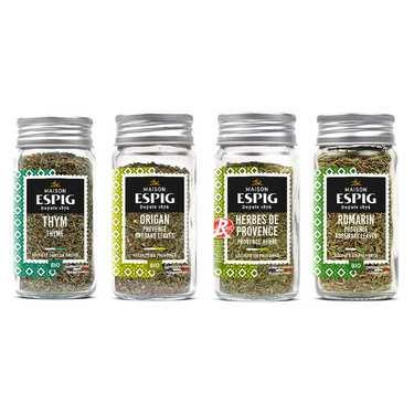 Assortiment d'herbes aromatiques Espig