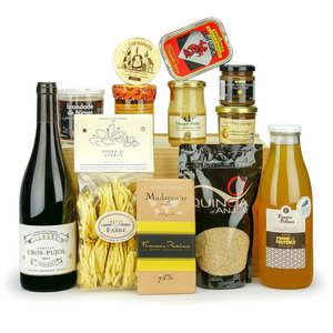BienManger paniers garnis - Panier cadeau dégustation gourmande