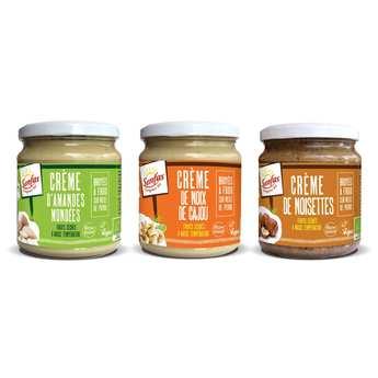 Senfas - Senfas Nuts Spreads Assortment
