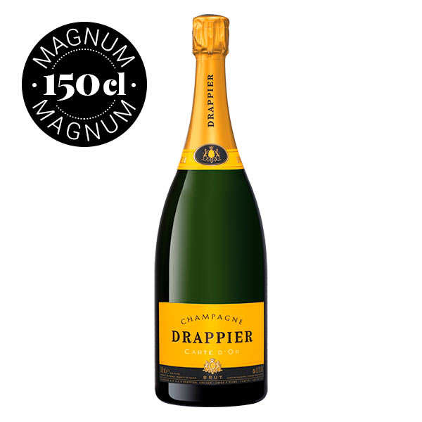 Drappier Carte d'Or Brut Champagne - Magnum