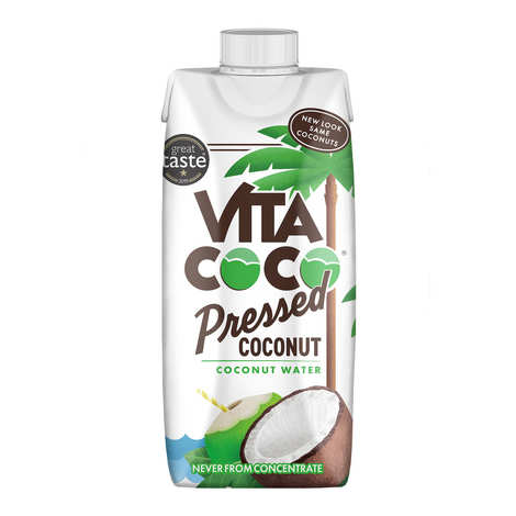 Vita Coco - Vita Coco - 100% Pure Coconut Water with Pulp