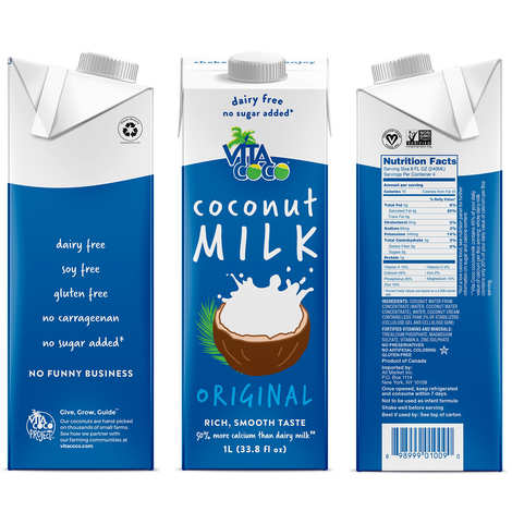 Vita Coco - Vita Coco - Coconut Milk to Drink