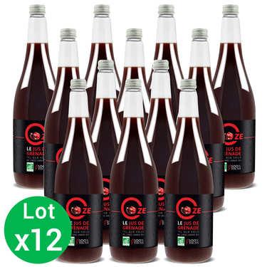 Organic Pure Pomegranate Juice Oze special offer 12 L