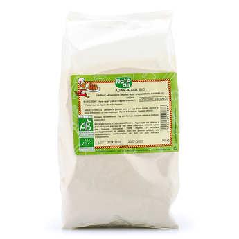 Nat-Ali - Agar agar en poudre bio - En sac