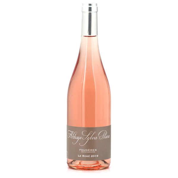 Abbaye Sylva Plana vin Rosé Bio (Faugères AOC)