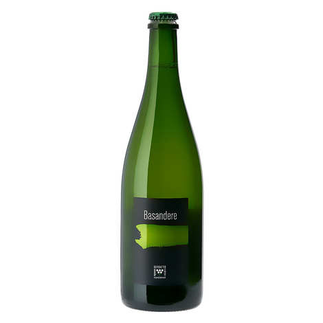 Bordatto - Farm Basque Cider 'Basandère' - Semi Dry 6%