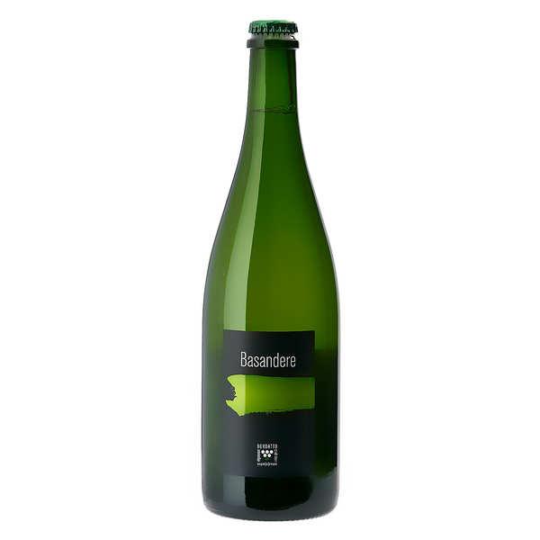 Cidre basque fermier 'Basandère' - Demi sec 6%
