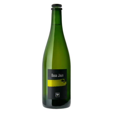 Bordatto - Cidre basque fermier 'Basajaun' - Brut 6.5%