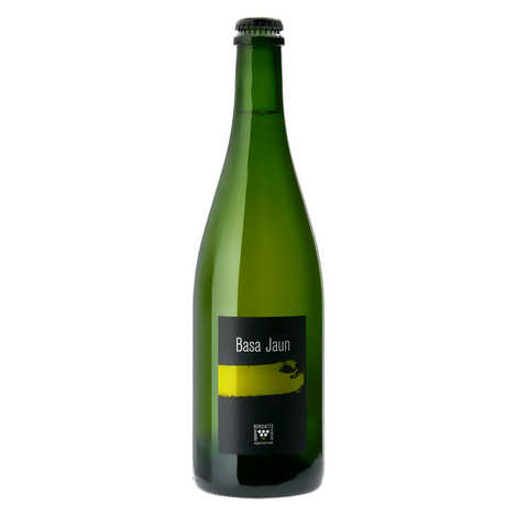 Bordatto - Farm Basque Cider 'Basajaun' - Brut 6.5%