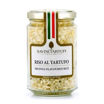 Savini Tartufi - Risotto à la truffe noire d'été