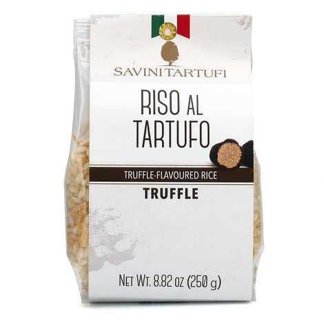 Savini Tartufi - Risotto with Black Summer Truffle