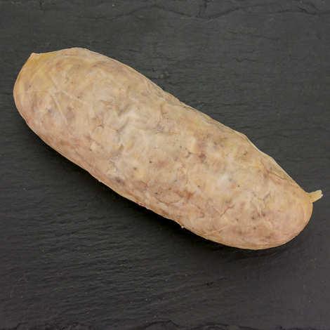 Les 3 pastres - Cooked Garlic Sausage - GAEC des 3 Pastres