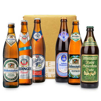 Box bière du mois de mai