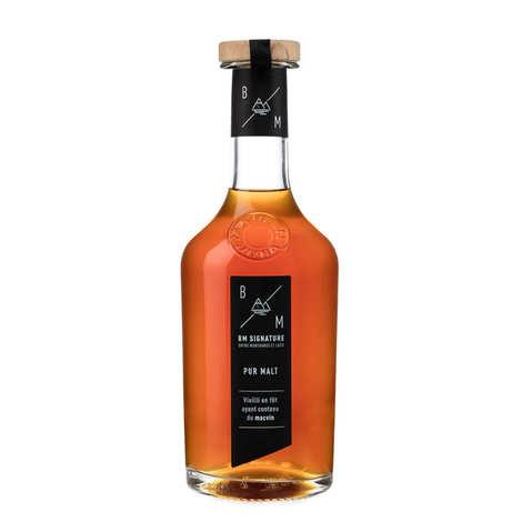 La Rouget de Lisle - Whisky français BM Signature pur malt - finition macvin 40%