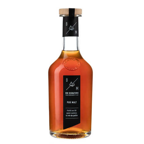 La Rouget de Lisle - BM Signature Pur Malt Whisky - Straw Wine Finish 40%