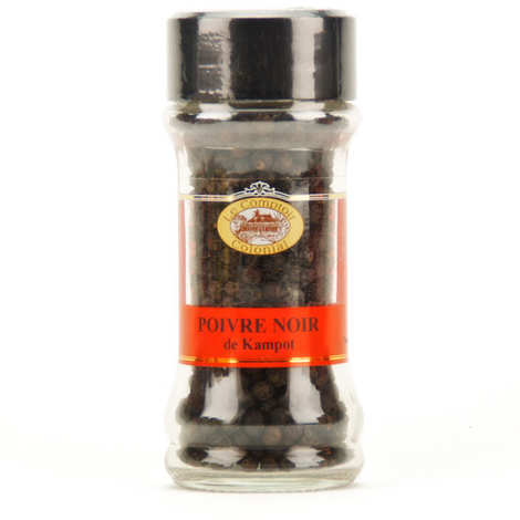 Le Comptoir Colonial - Asian Black Pepper from Kampot