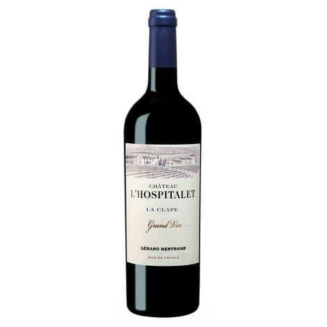 Gerard Bertrand - Red Wine Château L'Hospitalet Grand Vin