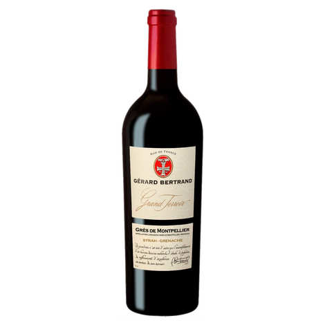 Gerard Bertrand - Grand Terroir Grès de Montpellier - Red Wine from Languedoc