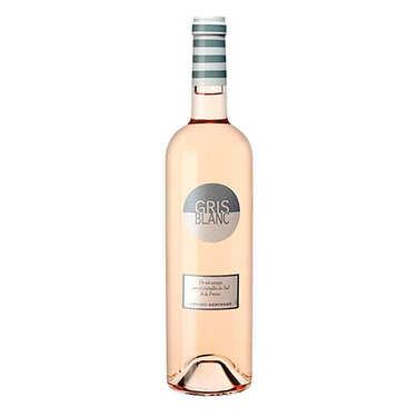 Gris Blanc IGP Pays d'Oc vin rosé