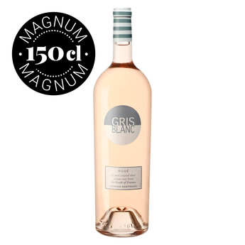 Gerard Bertrand - Gris Blanc IGP Pays d'Oc vin rosé - Magnum